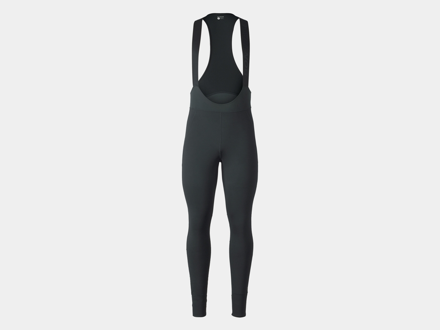 Bontrager Tight Circuit Thermal Unpadded Bib X-Small Black