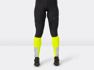 Bontrager Beinling Halo Thermal Leg XL Visibility Yellow