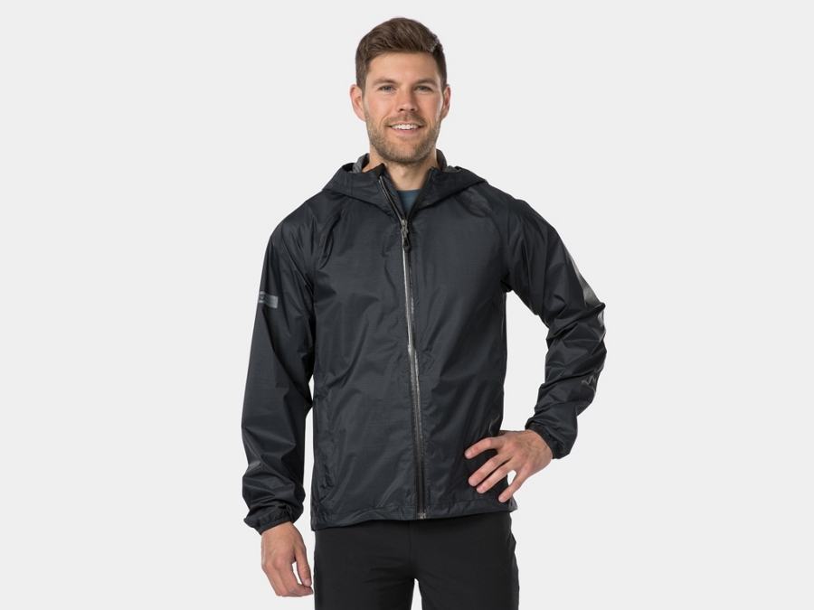Bontrager Jacket Avert Bike Rain Small Black