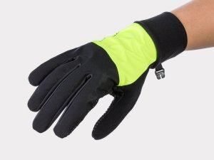 Bontrager Glove Circuit Wind Women LG Radioactive Yellow