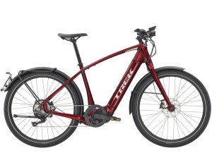 Trek Allant+ 8S M Rage Red