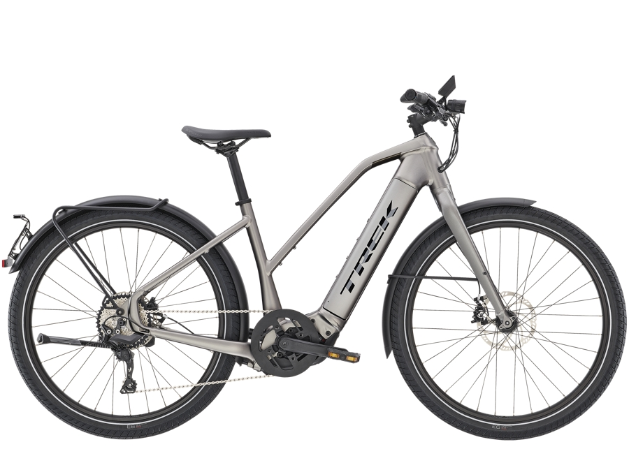 Trek Allant+ 8-Speed Stagger M Matte Gunmetal